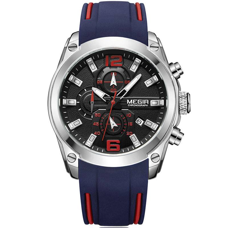 Stylish Waterproof Watches for Men