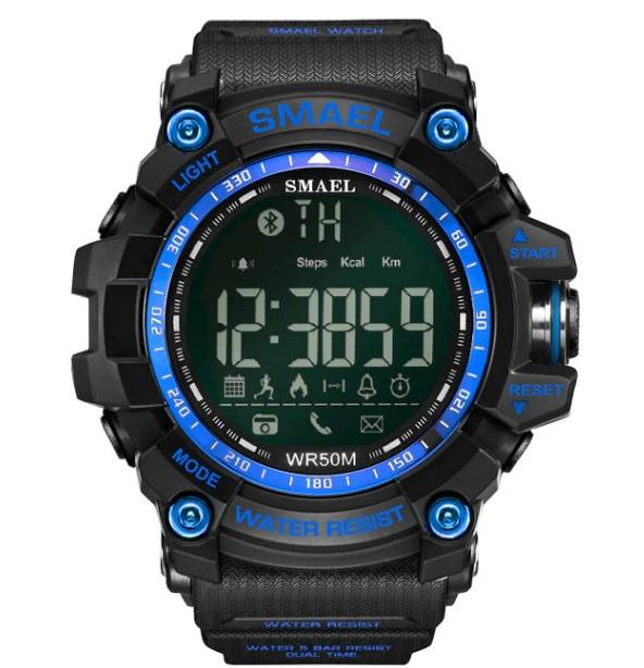 Men's Shockproof Smart Digital Watch