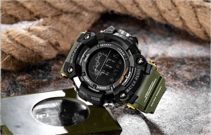 Men's Luminous Sport Watches