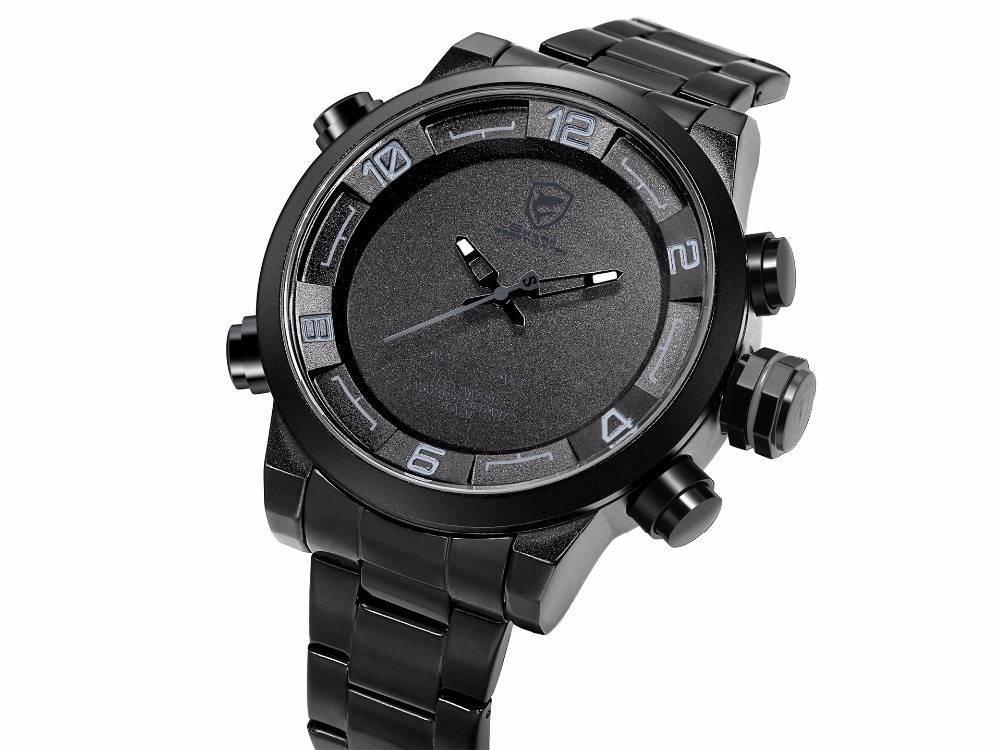 Sport Style LED Dial Men's Watch