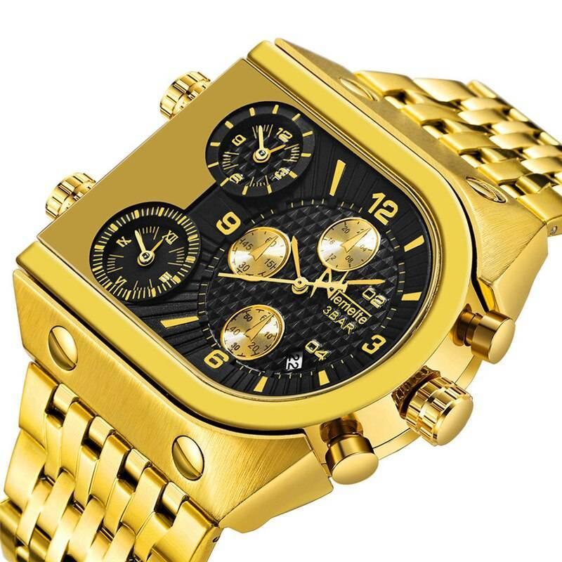 Luxury Square Watch